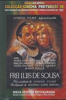 Portuguese Movie With Legends - Frei Luis De Sousa - DVD - Romantic