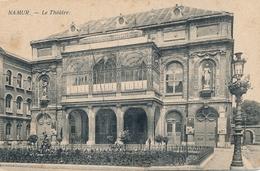 CPA - Belgique - Namur - Le Théâtre - Namur