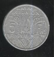 5 Francs Réunion 1955 - Réunion