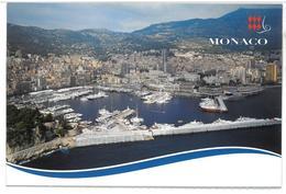 Francia France Monaco Hercule Harbour Non Viaggiata Condizioni Come Da Scansione - Porto
