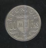 100 Francs Réunion 1964 - Réunion