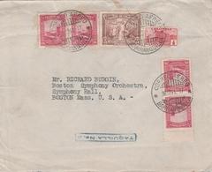 Colombie Lettre Pour Les Etats Unis 1941 - Kolumbien