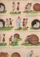 Imagerie Quantin  Le Tonneau De Diogène - Newspapers
