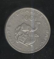 100 Francs Djibouti 1977 - Djibouti