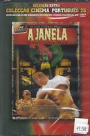 Portuguese Movie With Legends - A Janela (Marialva Mix) - DVD - Drama