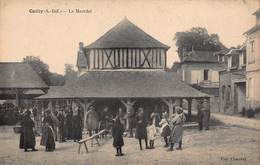 CPA CAILLY - Le Marché - Francia