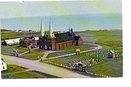 FABRIQUE NOTRE DAME DU MONT CARMEL. MONT CARMEL R.R.3. CONT. PRINCE. P.E.I. - Prince Edward Island
