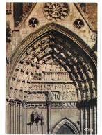 Francia France Bayeux (Calvados) La Cathédrale Notre Dame Non Viaggiata Condizioni Come Da Scansione - Bayeux