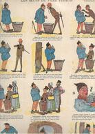 Imagerie Quantin Les Oeufs Du Père Pinaud - Newspapers