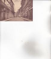 CPA 63 THIERS ,Rue Terrasse Et Hôtel De Ville. - Thiers