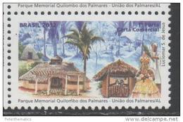 BRAZIL, 2012,MNH, FOLKLORE, TREES, COSTUMES,  1v, - Costumes