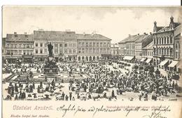 Romania Arad 1904 Main Square - Romania