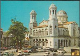 Ayia Napa Cathedral Church, Limassol, C.1970s - Photo Precision Postcard - Chipre