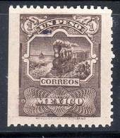 MEXIQUE - N°177 * (1898) Sans Filigrane - Mexico