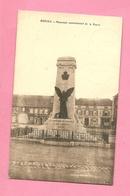 C.P. Bertrix  = Monument 1914-1918 - Bertrix