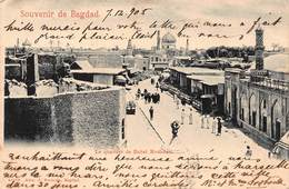CPA SOUVENIR DE BAGDAD - Le Quartier De Babel Mouadam - Iraq