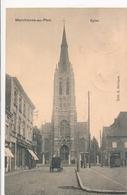 CPA - Belgique - Marchienne-au-Pont - Eglise - Charleroi