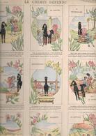 Imagerie Quantin Le Chemin Défendu - Newspapers