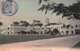 CPA SINGAPORE, St JOSEPH's INSTITUTION - Singapour