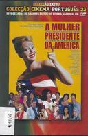 Portuguese Movie With Legends - A Mulher Que Acreditava Ser Presidente Dos Estados Unidos Da América - DVD - Comedy