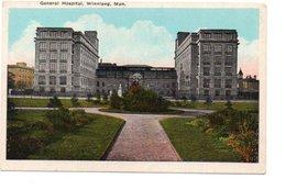 WINNIPEG. GENERAL HOSPITAL. - Winnipeg