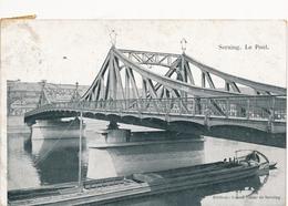 CPA - Belgique - Seraing - Le Pont - Seraing