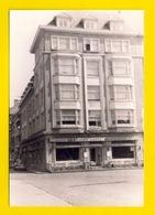 OUDE FOTO De Zeewacht Ca©1955 HOTEL A LA PLACE D'ARMES Wapenplein OOSTENDE Later Café Leffe Geschiedenis Heemkunde 3427 - Oostende