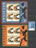 Guyana - Limited Edition Set 12 MNH - SUMMER OLYMPICS HELSINKI 1952 - Zomer 1952: Helsinki