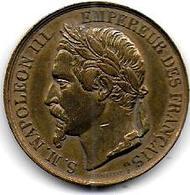 NAPOLEON III - Elu Par 7824189 Suffrages Le 2 Décembre 1852 - France