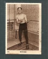 W009 - IMAGE CHOCOLAT KEMMEL - WYNS - Trading Cards
