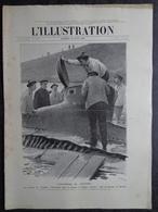"""L'illustration N° 3512 Du 18 Juin 1910 L'ouverture Du """"Pluviose""""; La Pacification De La Mauritanie; - Newspapers"""