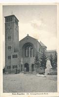 CPA - Belgique - Putte-Kapellen - De Heropgebouwde Kerk - Kapellen