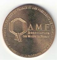 Monnaie De Paris 75. Paris - AMF Congrès Des Maires De France 2006 - Monnaie De Paris