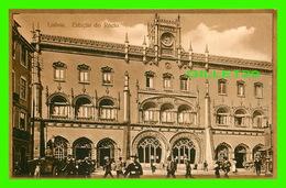 LISBOA, PORTUGAL - ESTAÇAO DO ROCIO - ANIMATED -  G. & F. - - Lisboa
