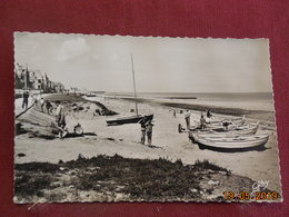 CPSM - Hermanville-sur-Mer - La Plage (1957) - France