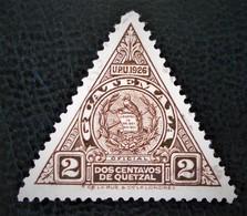 TIMBRE DE SERVICE 1929 - NEUF * - YT 67 - Guatemala