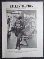 L'illustration N° 3517 Du 23 Juillet 1910 La Catastrophe Du Bergli; Les Souverains Belges à Paris Et La Revue Du 14 Juil - Newspapers
