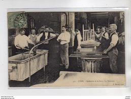 LYON - Industrie De La Soie - La Teinturerie - état - Otros
