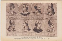 ANNO SANTO 1925 COLLEZIONE CRONOLOGICA DEI PAPI - Vaticano