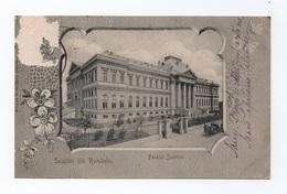 ROMANIA ROUMANIE Postcard Year 1900 GRUSS Bucharest - Romania