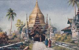 Pagan , BURMA , 1900-10s ; Shwegeena Pagoda ; TUCK 7238 - Myanmar (Burma)