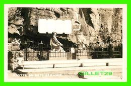 GETHSEMANIE, ISRAEL - GROTTE DE GETHSEMANIE A JERUSALEM - REAL PHOTOTAGRAPH - - Israel