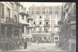 LA PANNE - Guerre 1914-18