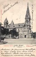 CPA ODESSA - Lutherische Kirche / Eglise Luthérienne - Russia