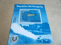 Miniature Sheets 1982 Fritz Von Opal - Paraguay