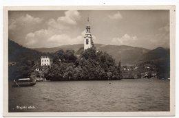 1929 YUGOSLAVIA, SLOVENIA, BLED ISLAND, BLED TO PANCEVO, TPO BOH. BISTRICA -LJUBLJANA NO 71 - Yugoslavia