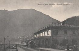 VARZO - VALLE DELL'OSSOLA - STAZIONE FERROVIARIA - Verbania