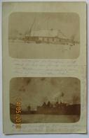 Ukraine, Kowel, Feldpost Fotokarte LIR 133, Feldpost 1917 (53005) - Weltkrieg 1914-18