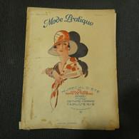 Mode Pratique - Nº14 - 1929 - See Grade Please - Livres, BD, Revues