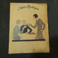 Mode Pratique - Nº51 - 1929 - See Grade Please - Livres, BD, Revues